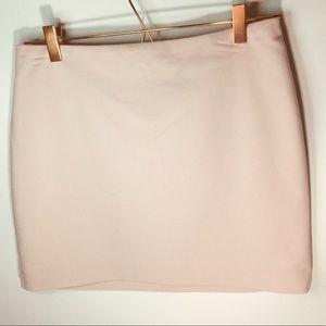 Express mid thigh pencil skirt
